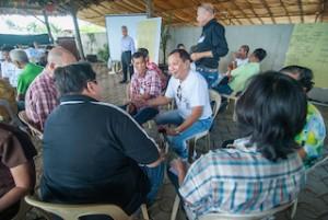 Zarraga Mayor Tarrosa participates in SEA's SIAD and MISSION Courage Workshops.